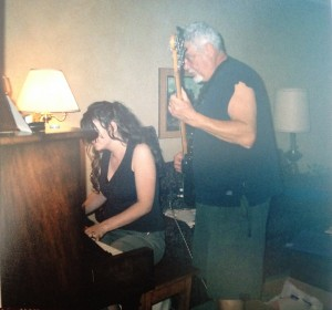 Playing Music with Dad