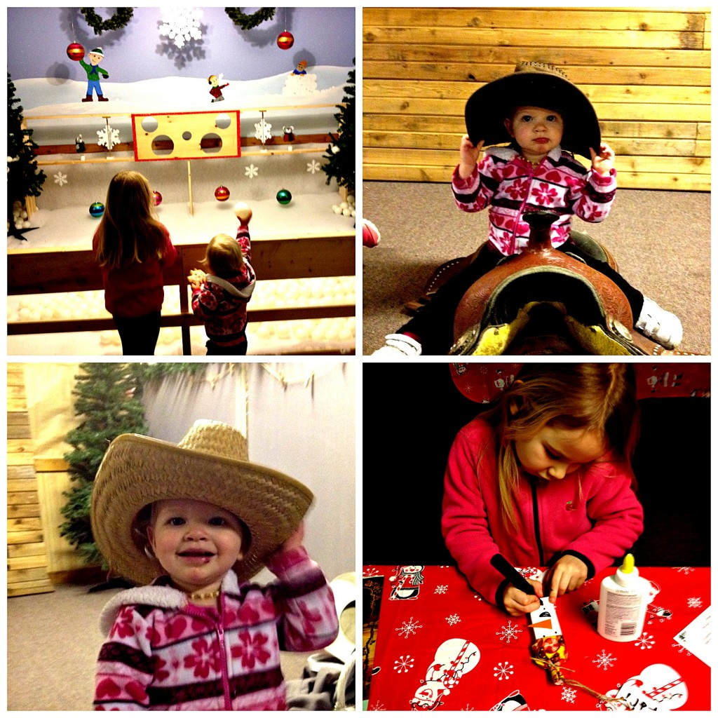 Timberline Country Christmas Collage