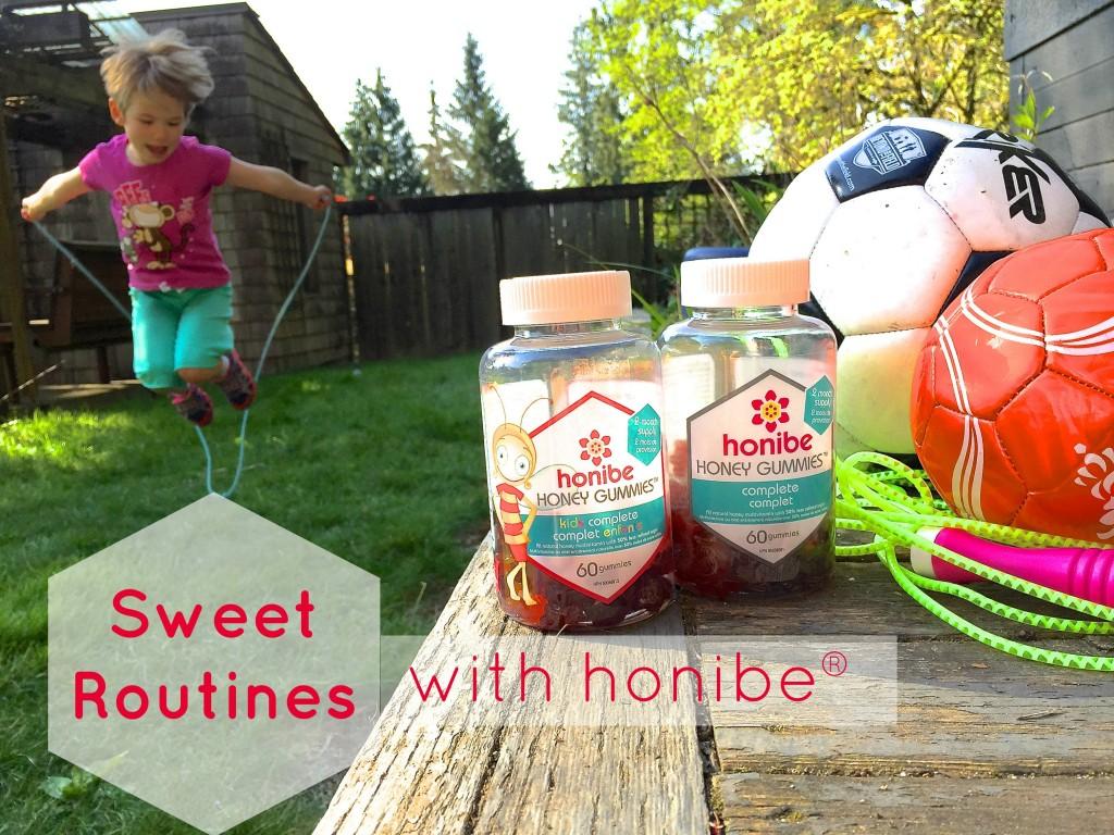 Honibe Honey Gummies