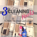 Lysol Bathroom Cleaning Hacks