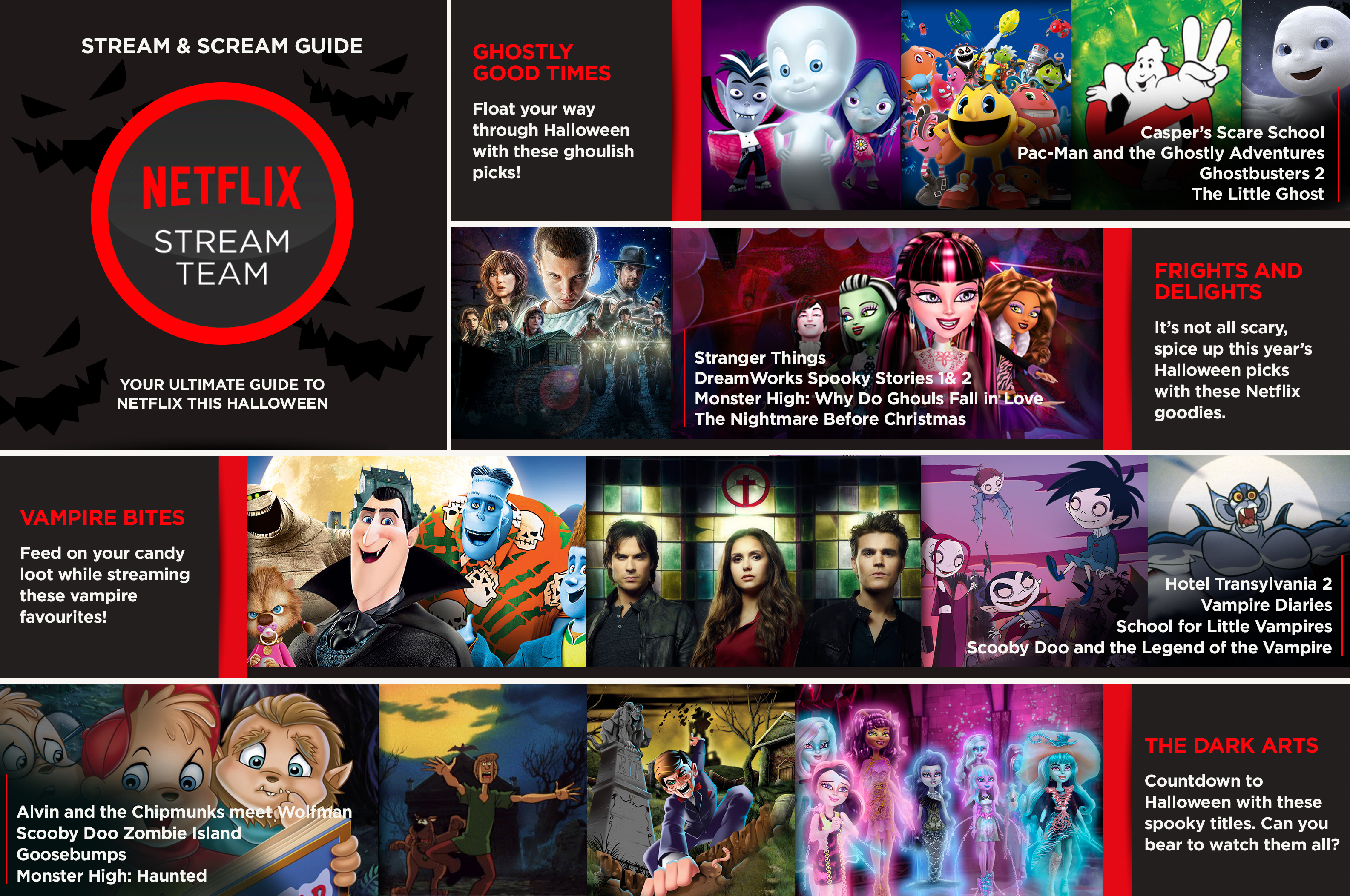 Halloween Movies on Netflix